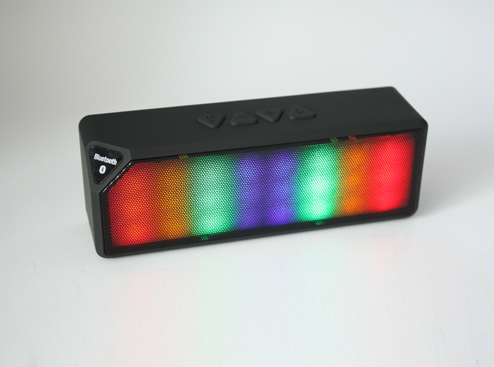 FM0075 BT Speaker with LED
