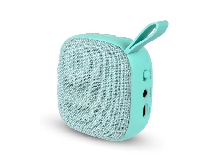 FM0192 Fabric Bluetooth Speaker