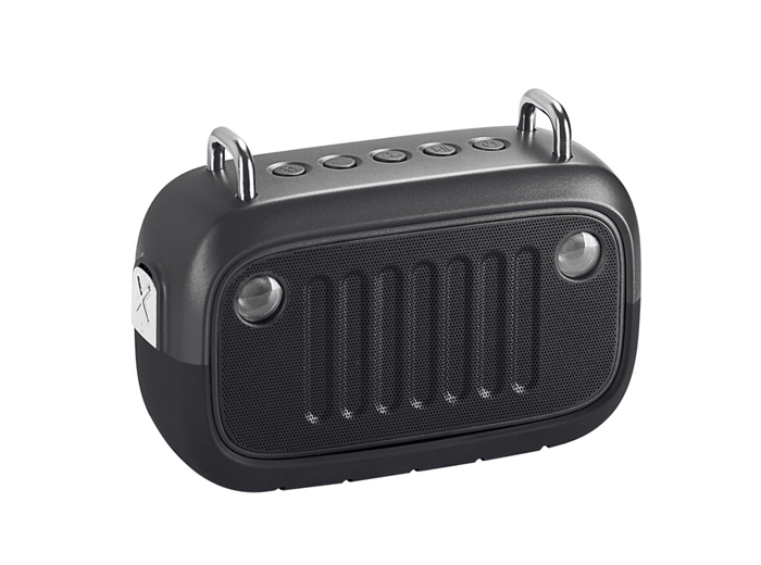 FM0163 IPX5 waterproof bluetooth speaker